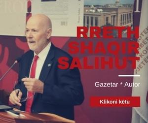 Rreth Shaqir Salihut